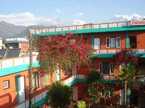 New Pokhara Lodge, Pokhara, Nepal, Nepal hostels and hotels