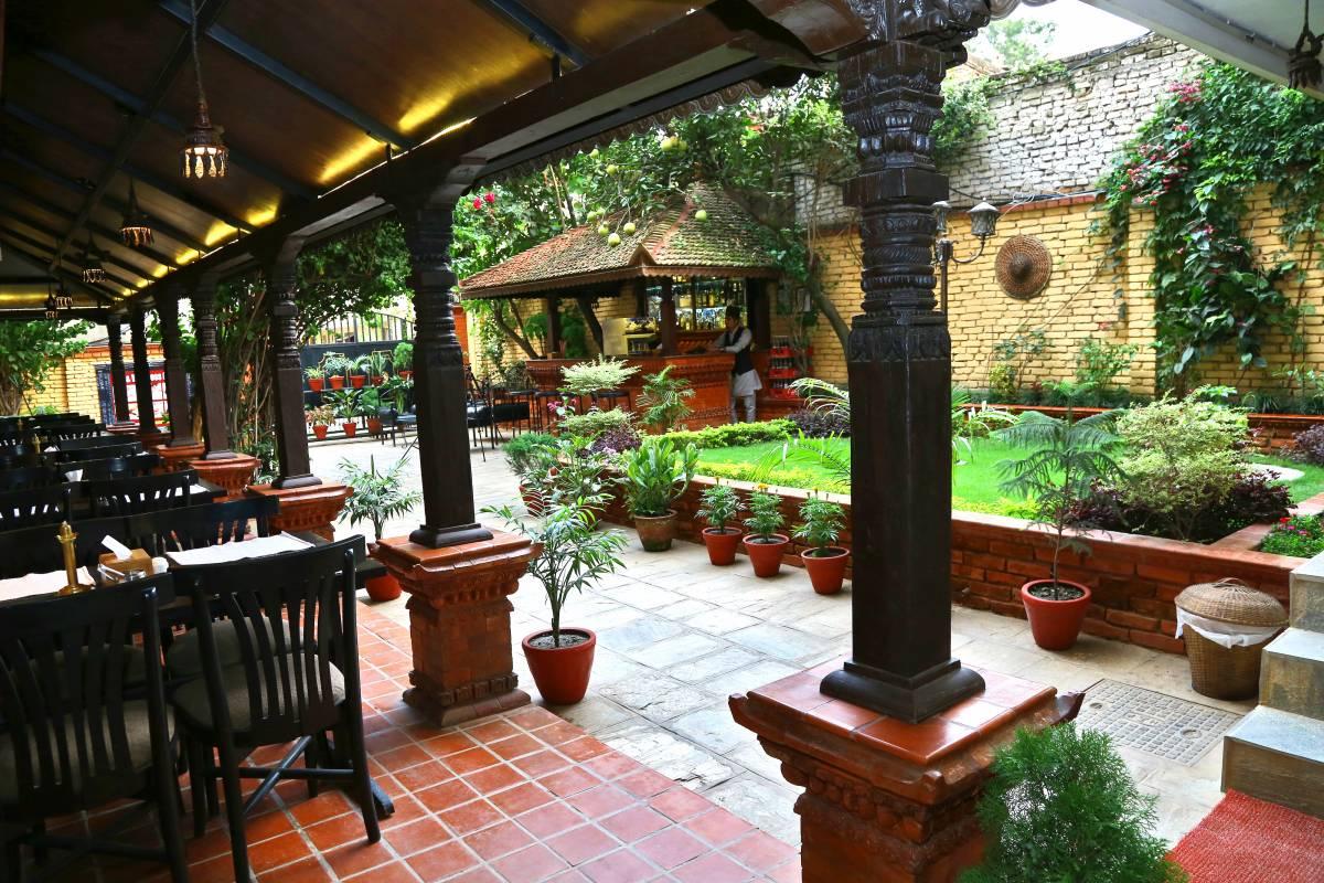 Taleju Boutique Hotel, Kathmandu, Nepal, Nepal hostels and hotels