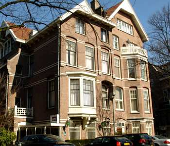 Borgmann Villa Hotel, Amsterdam, Netherlands, Netherlands bed and breakfasts and hotels