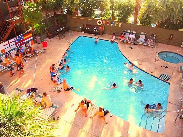 Las Vegas Hostel, Las Vegas, Nevada, Nevada herberger og hoteller