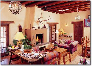 Hacienda Nicholas, Santa Fe, New Mexico, youth hostels for the festivals in Santa Fe