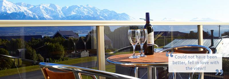 Austin Heights Bed and Breakfast, Kaikoura, New Zealand, New Zealand bed and breakfasts and hotels