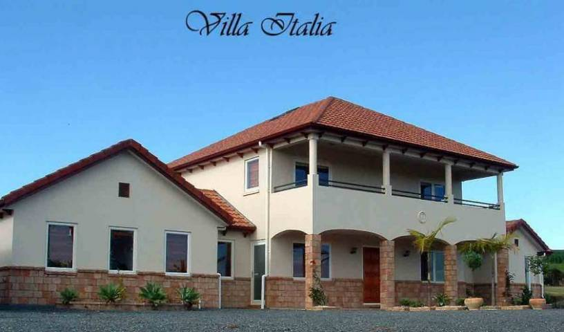 Villa Italia -  Kerikeri, popular locations with the most bed & breakfasts 1 photo