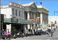 Empire Hotel Backpackers, Oamaru, New Zealand, New Zealand hostels and hotels