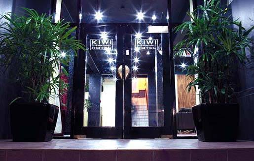 Kiwi International Hotel, Auckland, New Zealand, New Zealand bed and breakfasts and hotels