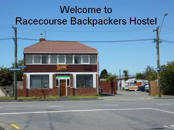 Racecourse Backpackers Hostel, Christchurch, New Zealand, New Zealand hostels and hotels
