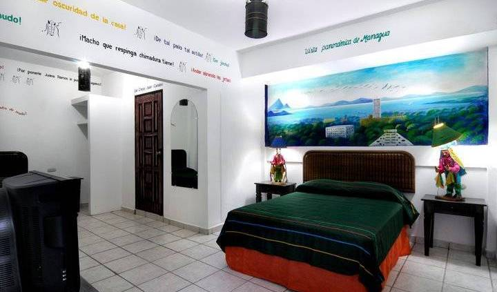 Hotel Gueguense - Search for free rooms and guaranteed low rates in Managua, best hostels for singles in Choluteca, Honduras 10 photos