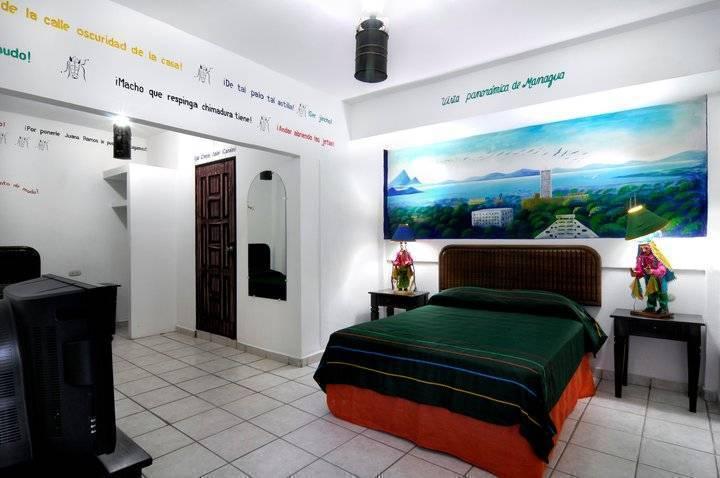 Hotel Gueguense, Managua, Nicaragua, Nicaragua hostellit ja hotellit