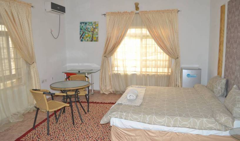 Black - Get cheap hostel rates and check availability in Abuja, backpacker hostel 11 photos