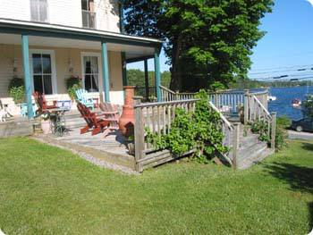 The Sword And Anchor, Chester, Nova Scotia, low cost bed & breakfasts in Chester