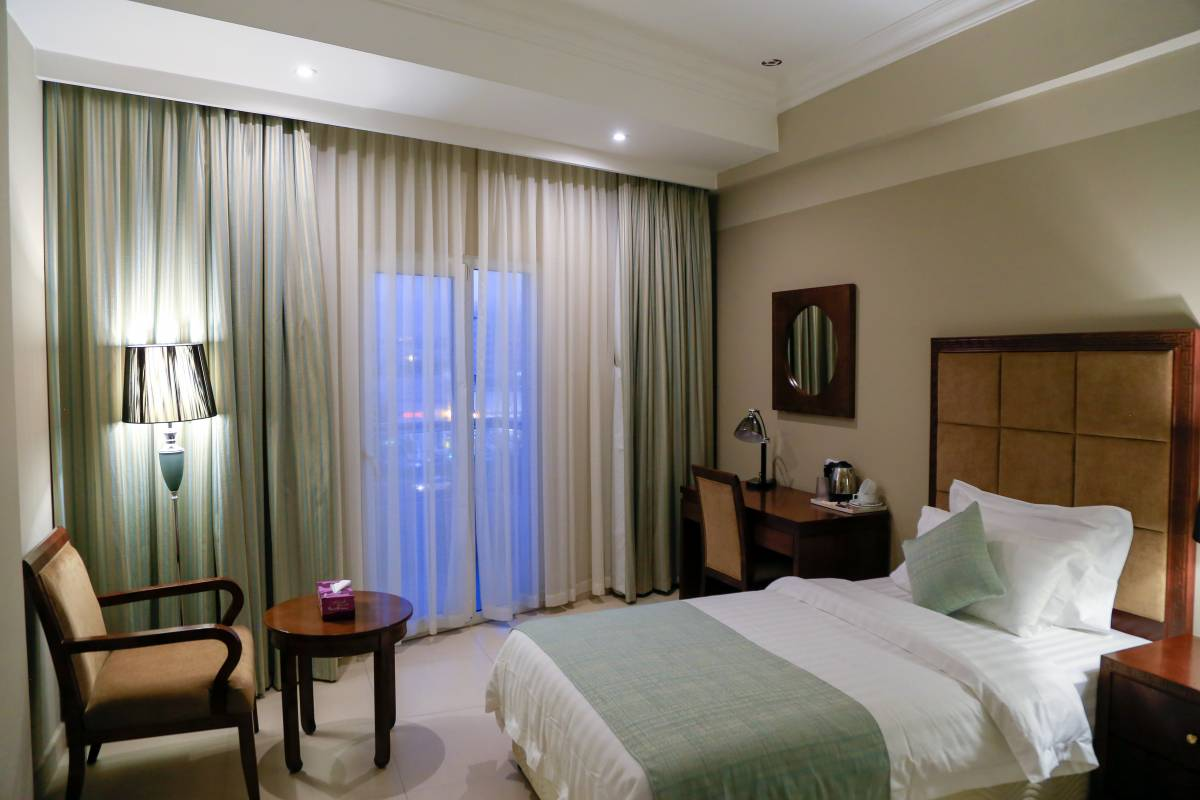 Muscat Inn Hotel, Muscat, Oman, Oman hostels and hotels