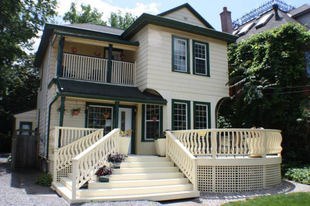 Ellis House Bed and Breakfast, Niagara Falls, Ontario, Ontario bed and breakfasts and hotels