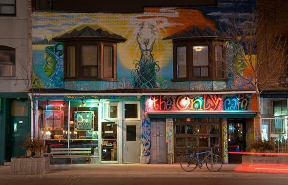 The Only Backpacker's Inn, Toronto, Ontario, Ontario hostels en hotels