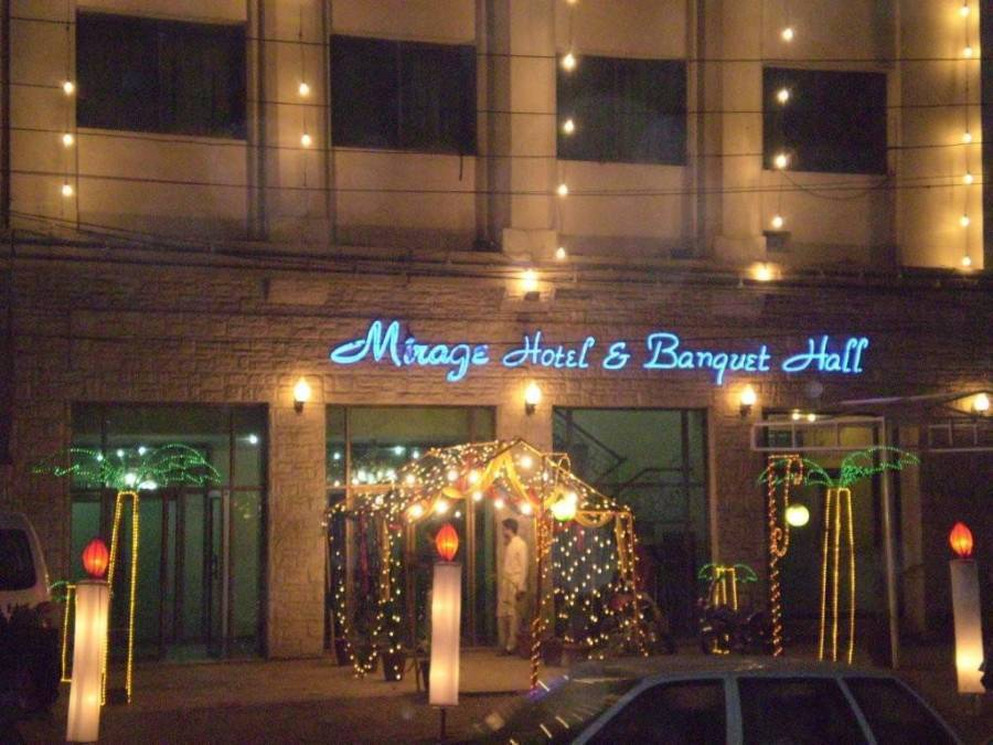 Mirage Hotel Lahore, Lahore, Pakistan, late hostel check in available in Lahore