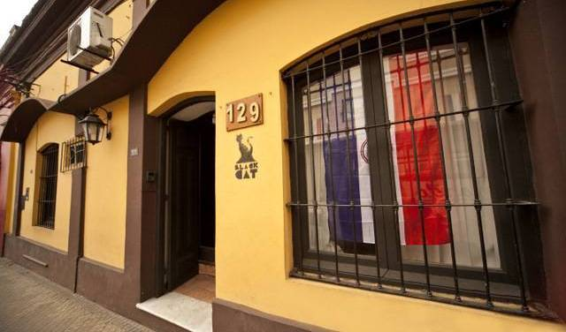 Black Cat Hostel -  Asuncion, bed and breakfast holiday 15 photos