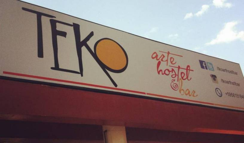 Teko Arte Hostel and Bar - Search available rooms and beds for hostel and hotel reservations in Ciudad del Este 4 photos