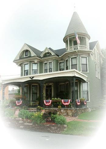 Gelinas Manor Victorian B and B, Carlisle, Pennsylvania, Pennsylvania bed and breakfasts and hotels
