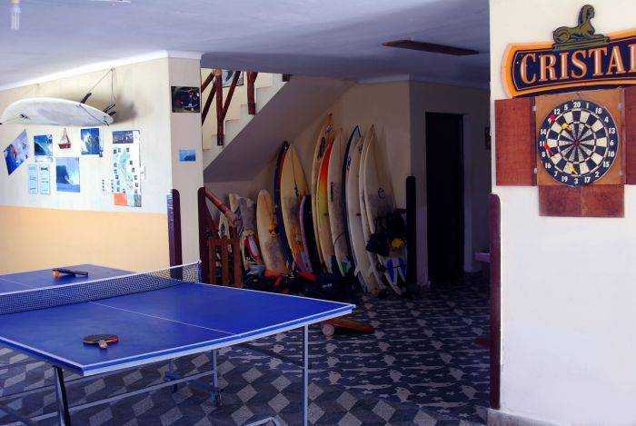 A Bravo Surf Camp, Lima, Peru, low cost lodging in Lima