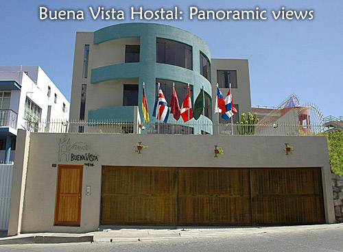Buena Vista Hostal, Arequipa, Peru, best alternative hostel booking site in Arequipa