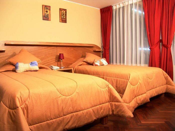Casa Linda Hotel, Arequipa, Peru, Peru hostels and hotels
