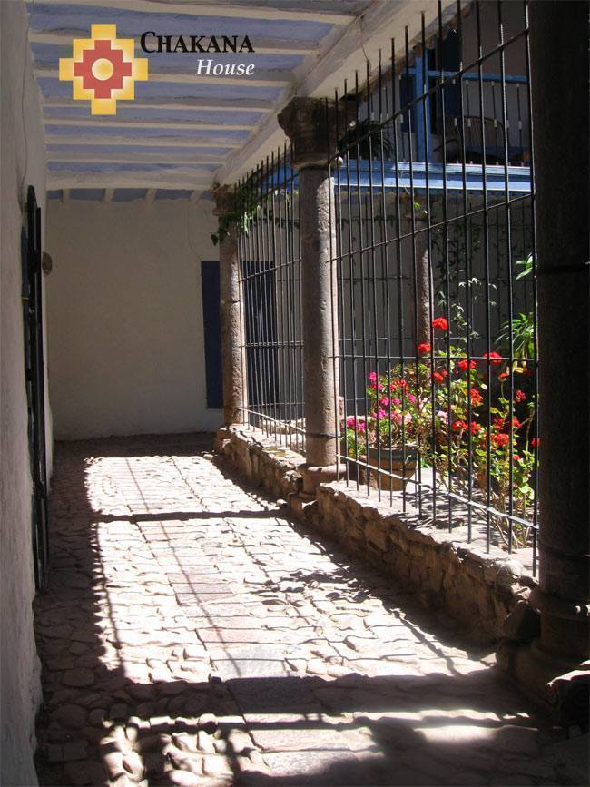 Chakana House, Cusco, Peru, secure online reservations in Cusco
