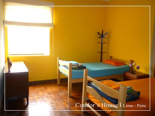 Condor's House, Lima, Peru, preferred travel site for hostels in Lima
