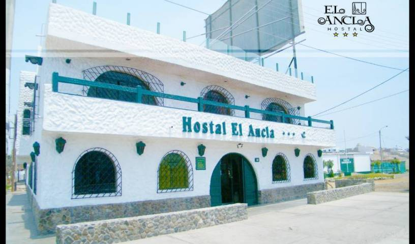 Hostal El Ancla - Search for free rooms and guaranteed low rates in Trujillo 13 photos