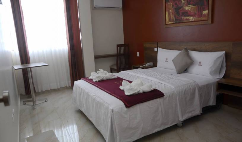 Hotel Central - Get cheap hostel rates and check availability in Trujillo 31 photos