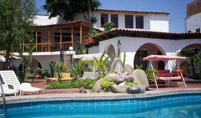 Hotel Don Agucho - Search available rooms and beds for hostel and hotel reservations in Nazca 9 photos