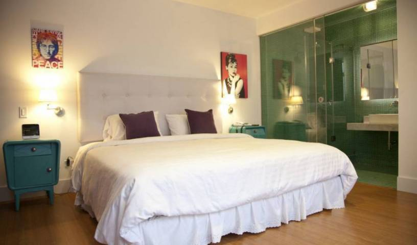 Ife Boutique Hotel - Search for free rooms and guaranteed low rates in Lima 16 photos