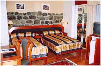 Del Prado Inn, Cusco, Peru, relaxing hostels and backpackers in Cusco