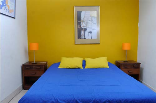 Flying Dog Hostel, Miraflores, Peru, affordable posadas, pensions, hotels, rural houses, and apartments in Miraflores