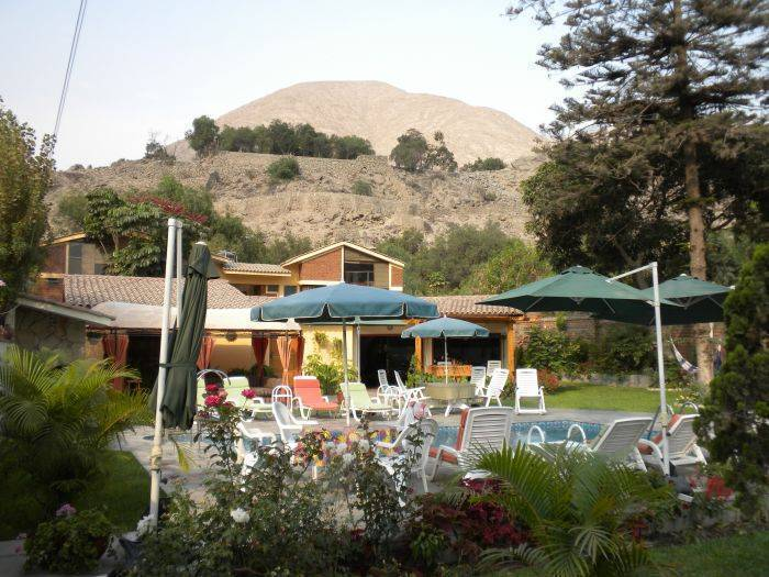 Habana Suites Bed and Breakfast, Chaclacayo, Peru, Peru hostels and hotels