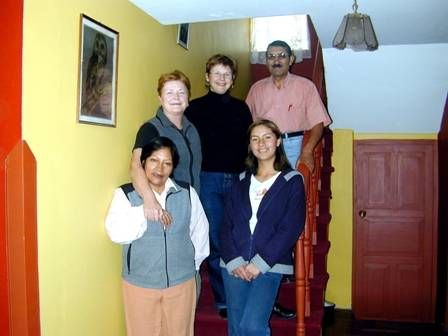 Homestay In Cusco, Cuzco, Peru, Peru hostels and hotels