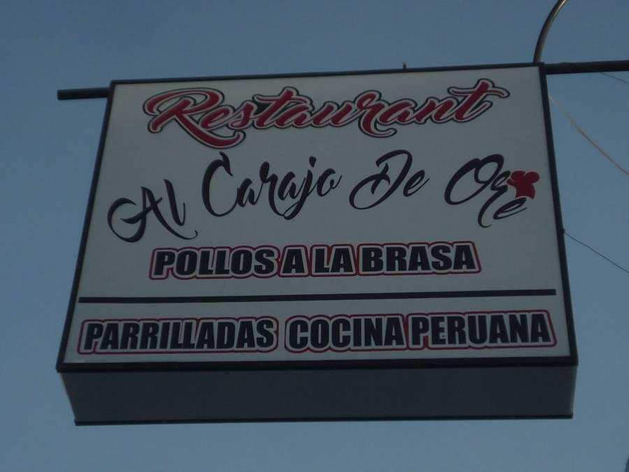 Hospedaje Restaurant Al Carajo de Ore, Los Aquijes, Peru, Peru hostels and hotels