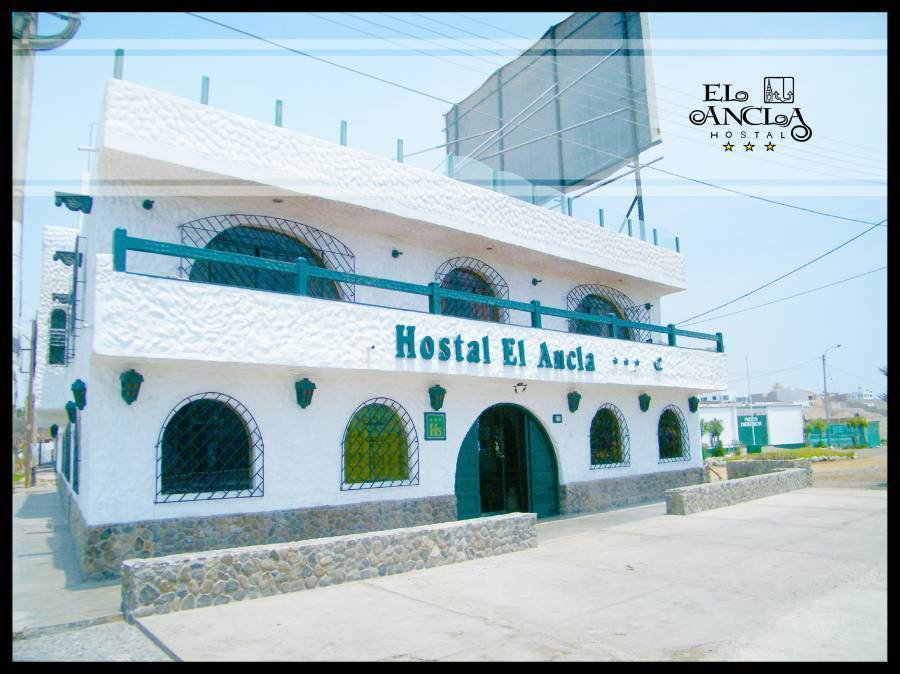 Hostal El Ancla, Trujillo, Peru, Peru bed and breakfasts and hotels