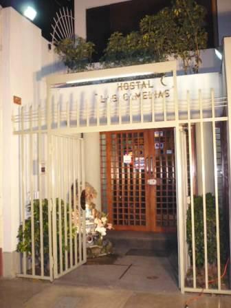 Hostal Las Camelias, Lima, Peru, Peru hostels and hotels