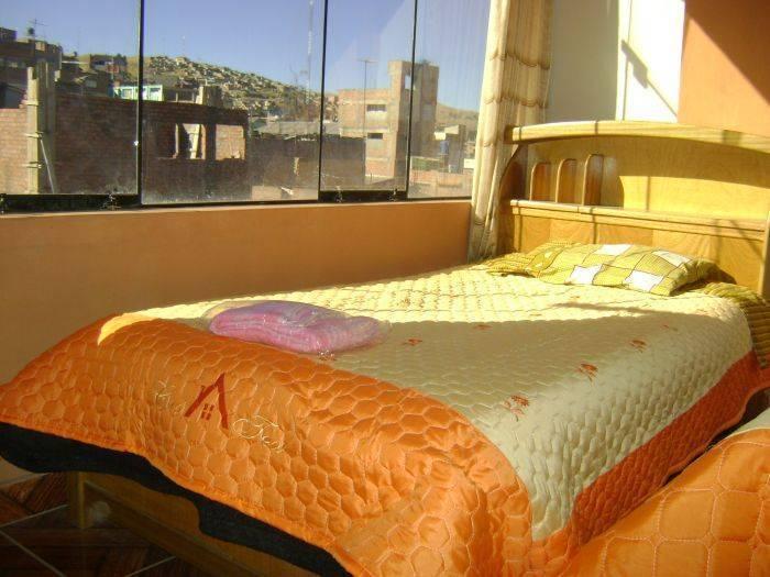 Hostal Residencial Tunupa, Puno, Peru, Peru hostels and hotels