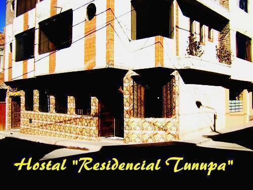 Hostal Residencial Tunupa, Puno, Peru, holiday vacations, book a bed & breakfast in Puno
