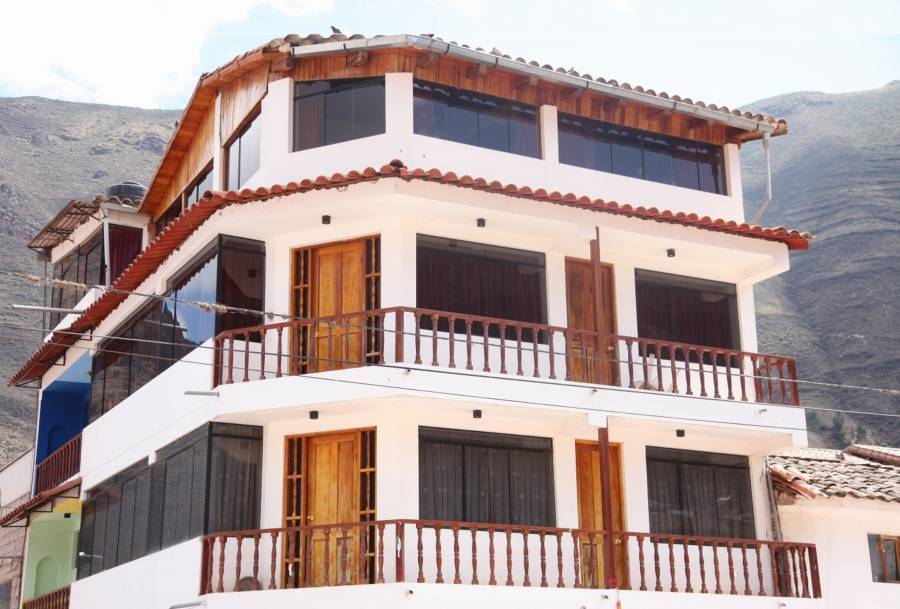 Hostel Coya Shangri-La, Cusco, Peru, bed & breakfasts with rooftop bars and dining in Cusco