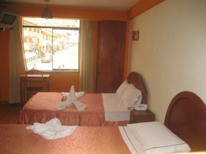 Hotel Khipus Inn, Cusco, Peru, Peru hostels and hotels