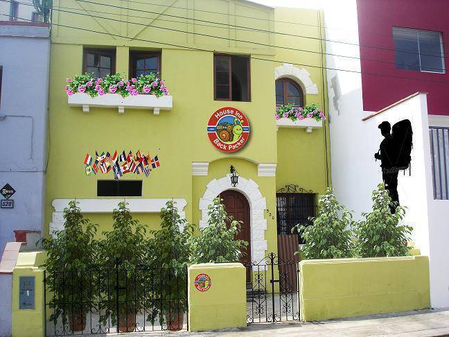 House Inn Backpacker, Miraflores, Peru, Peru hostels and hotels