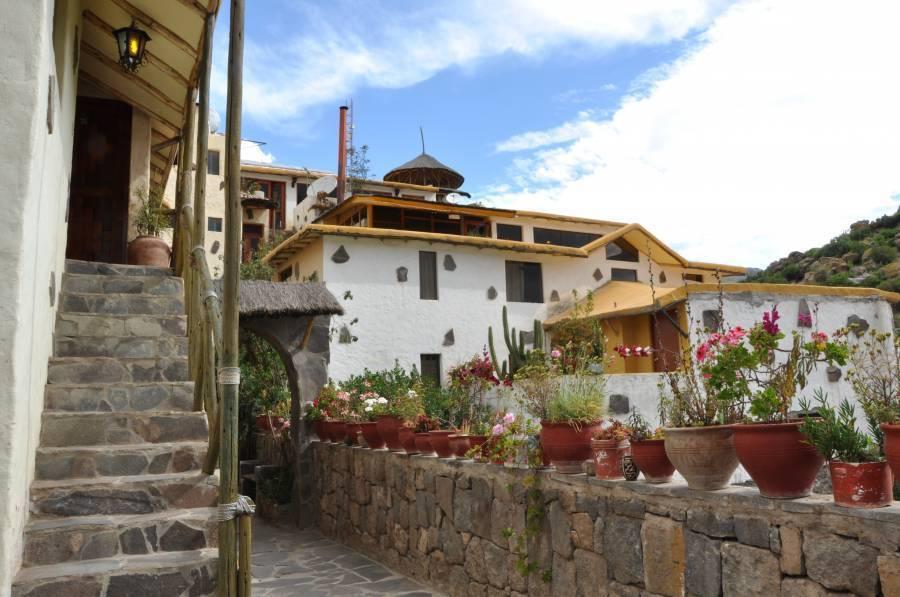 Kunturwassi Colca Hotel, Cabanaconde, Peru, Peru hostels and hotels