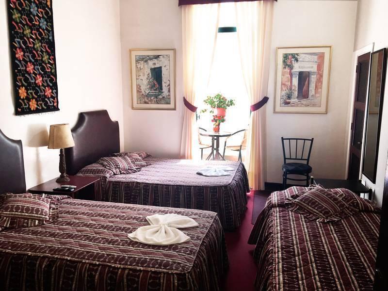 La Posada del Parque, Lima, Peru, Peru hostels and hotels