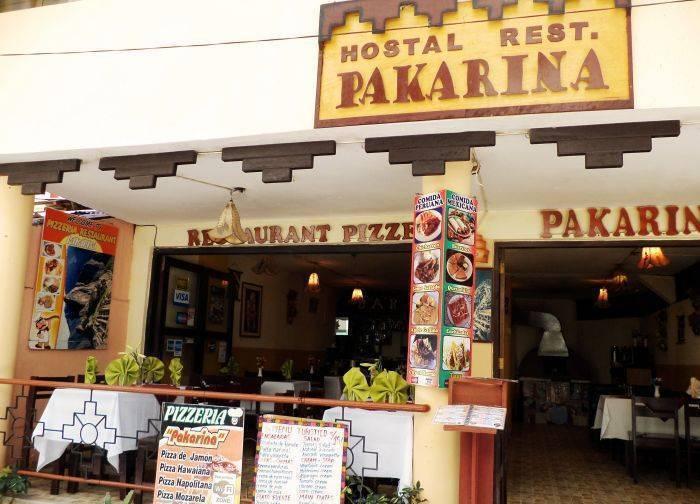 Machupicchu Pakarina Hostal, Machupicchu, Peru, Peru hostels and hotels