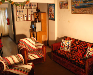Ollanta Inn Puno, Puno, Peru, Peru hostels and hotels