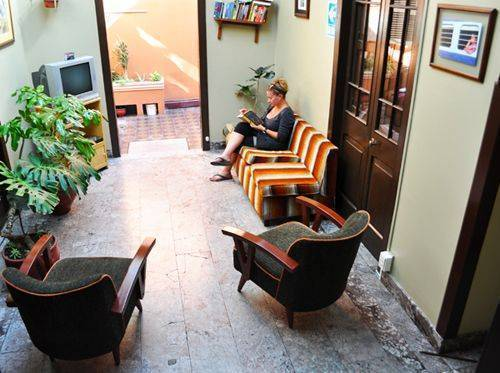 Pirwa Park Hostel, Arequipa, Peru, Peru hostels and hotels