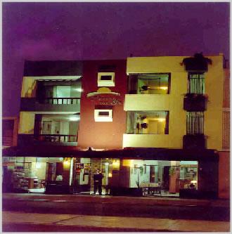 Portada del Sol Hostel, Trujillo, Peru, Peru hostels and hotels