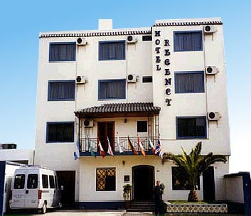 Regency Hotel, Miraflores, Peru, Peru hostels and hotels