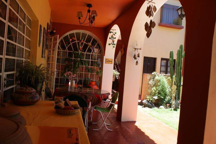 Tambo Viejo B and B Hostel, Arequipa, Peru, compare prices for hostels, then book with confidence in Arequipa